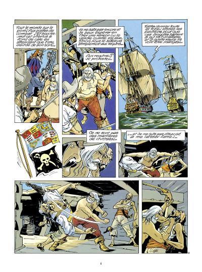 Page 4 coeur brûlé - intégrale tome 1 à tome 4