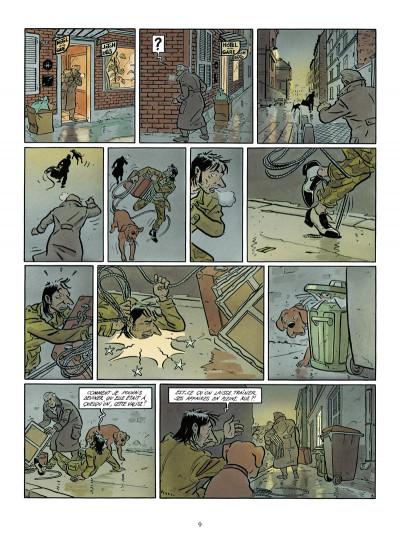 Page 3 l'ombre aux tableaux et autres histoires