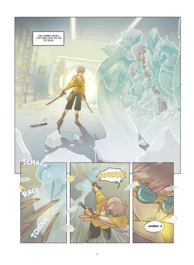 Page 1 lord of burger tome 1 - le clos des épices - nouvelle édition 1/2