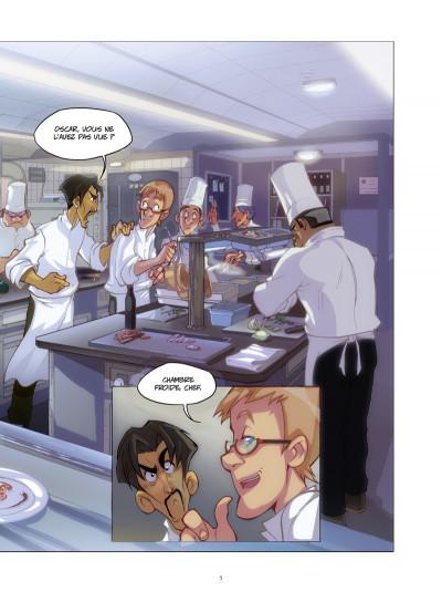 Page 3 lord of burger tome 1 - le clos des épices - nouvelle édition 1/2