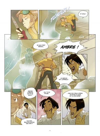 Page 4 lord of burger tome 1 - le clos des épices - nouvelle édition 1/2