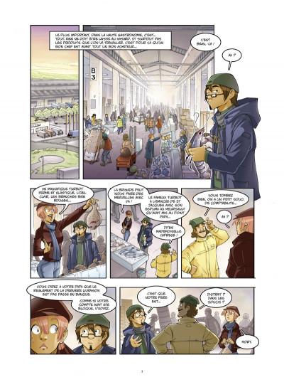 Page 2 lord of burger tome 2 - étoiles filantes - nouvelle édition 2/2