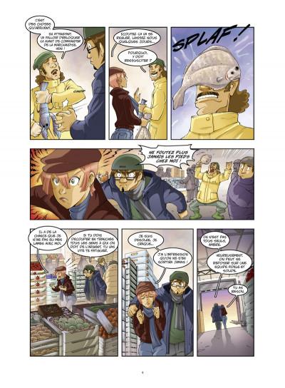 Page 3 lord of burger tome 2 - étoiles filantes - nouvelle édition 2/2