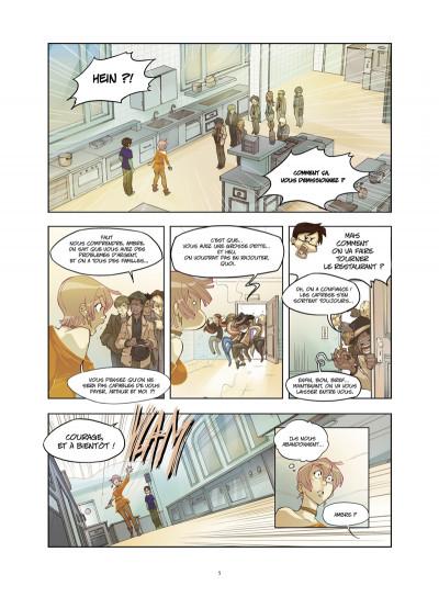 Page 4 lord of burger tome 2 - étoiles filantes - nouvelle édition 2/2