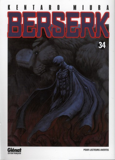 Couverture Berserk tome 34