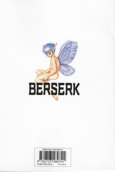 Dos Berserk tome 34