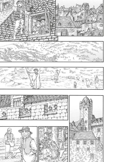 Page 8 Berserk tome 34
