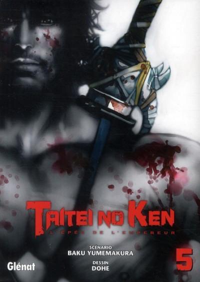 Couverture taitei no ken tome 5
