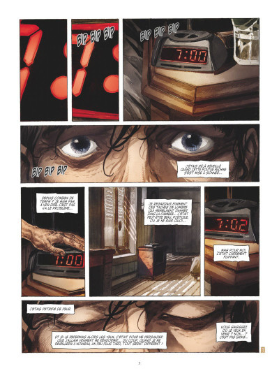 Page 1 Espace vital tome 1