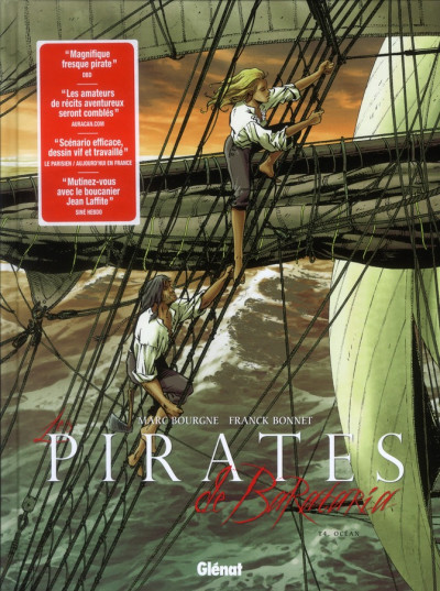Couverture Les pirates de Barataria tome 4