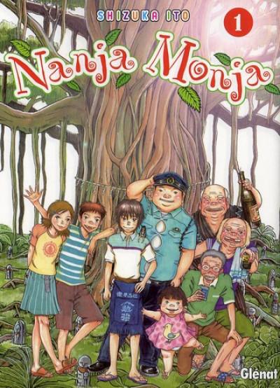 Couverture Nanja Monja tome 1