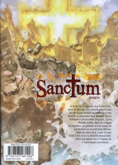 Dos sanctum tome 1