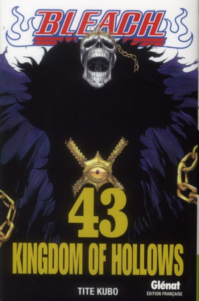 image de bleach tome 43 - kingdom of hollows