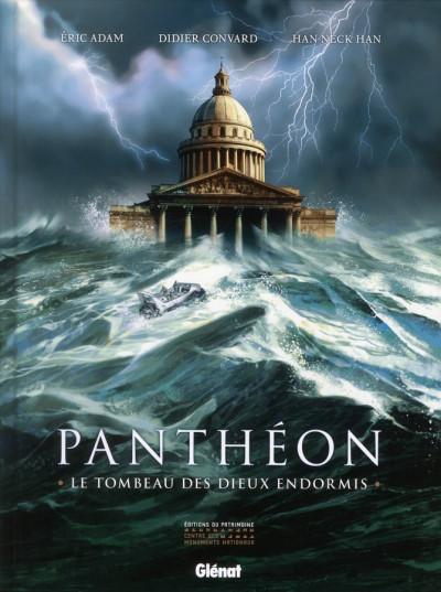 image de Panthéon, Le Tombeau des dieux endormis