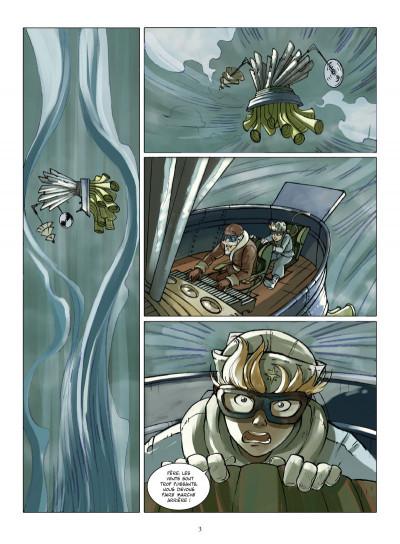 Page 1 le petit prince tome 1 - la planète des Eoliens