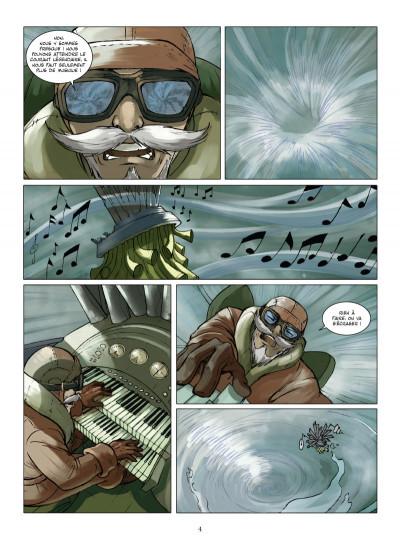 Page 2 le petit prince tome 1 - la planète des Eoliens