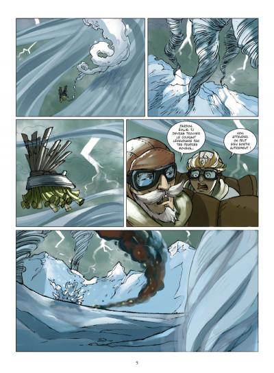 Page 3 le petit prince tome 1 - la planète des Eoliens