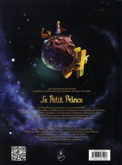 Dos le petit prince tome 2 - la planète de l'oiseau de feu