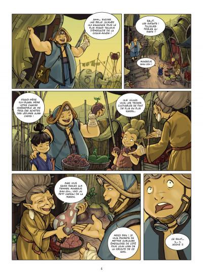 Page 2 le petit prince tome 2 - la planète de l'oiseau de feu