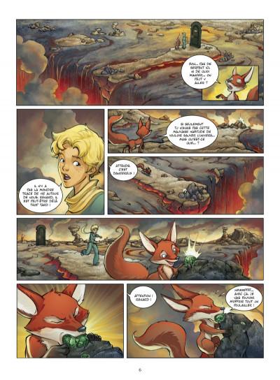 Page 4 le petit prince tome 2 - la planète de l'oiseau de feu