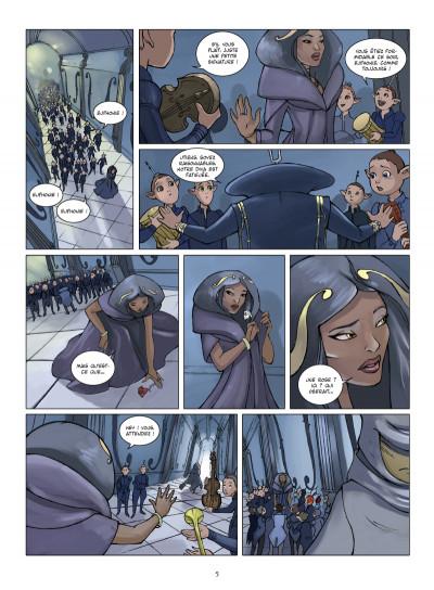 Page 3 le petit prince tome 3 - la planète de la musique