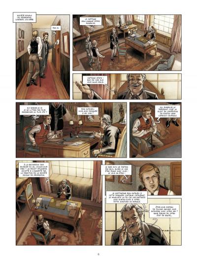 Page 4 captain Sir Richard Francis Burton tome 1 - vers les sources du Nil