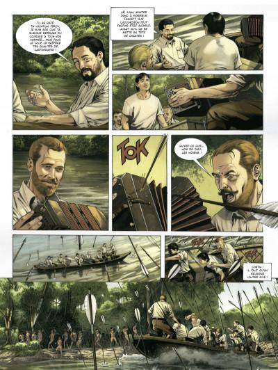 Page 2 Fawcett tome 1 - les cités perdues d'Amazonie