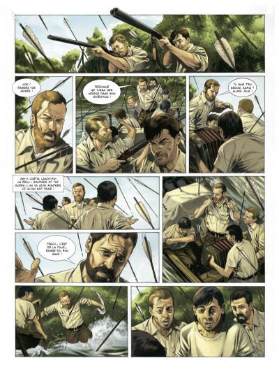 Page 3 Fawcett tome 1 - les cités perdues d'Amazonie