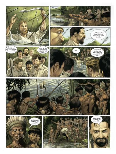 Page 4 Fawcett tome 1 - les cités perdues d'Amazonie