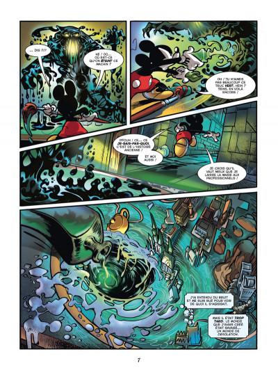 Page 3 epic Mickey tome 1 - l'origine