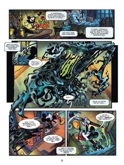 Page 4 epic Mickey tome 1 - l'origine