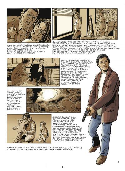 Page 2 Frank Lincoln tome 5 - Kusu-gun