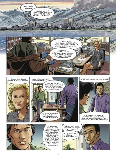 Page 3 Frank Lincoln tome 5 - Kusu-gun