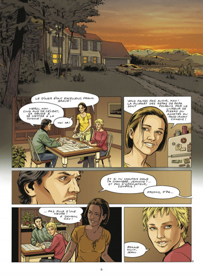 Page 4 Frank Lincoln tome 5 - Kusu-gun