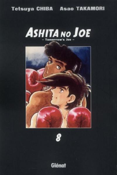 Couverture Ashita no Joe tome 8