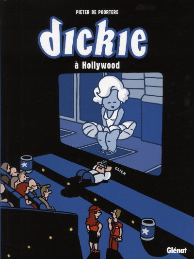Couverture Dickie à Hollywood