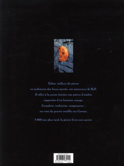Dos Carnac ; coeur de pierre