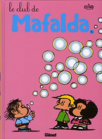image de Mafalda tome 10 - le club de Mafalda