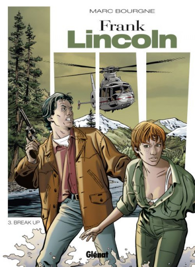 image de Frank Lincoln tome 3 - break-up