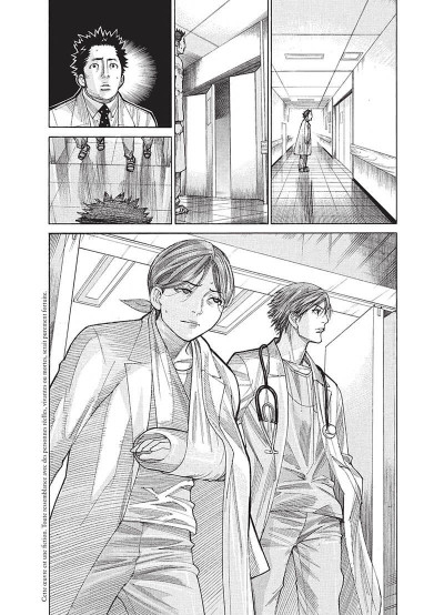Page 5 team medical dragon tome 17