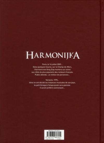 Dos harmonijka
