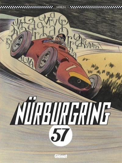Couverture nurburgring 57