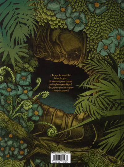 Dos Alice au pays des singes