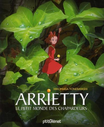 Couverture Arrietty ; le petit monde des chapardeurs