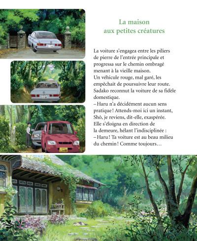 Page 3 Arrietty ; le petit monde des chapardeurs