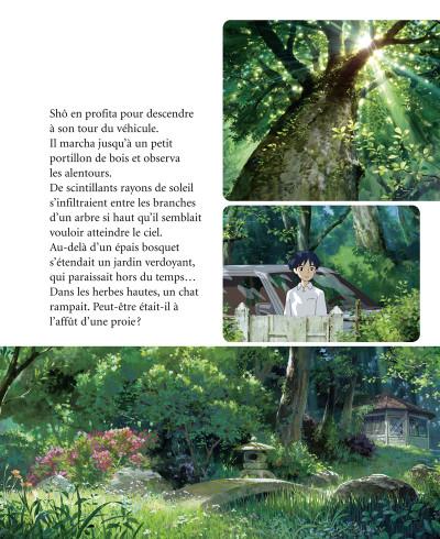 Page 4 Arrietty ; le petit monde des chapardeurs