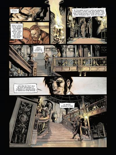 Page 3 les chroniques de Légion tome 4