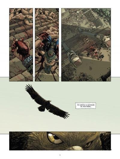 Page 4 les chroniques de Légion tome 4