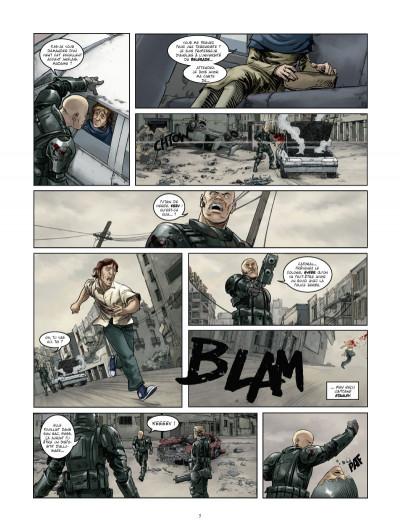 Page 3 Les Seigneurs de guerre  tome 1 - Marik