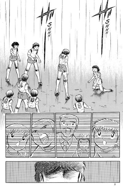 Page 9 captain tsubasa - olive et tom tome 9